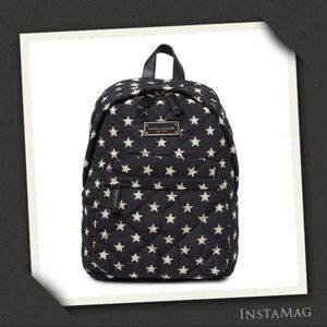 MARC JACOBS Stars Quilted Nylon Backpack